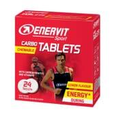 CARBOTABLETS 24 Tabs de Enervit
