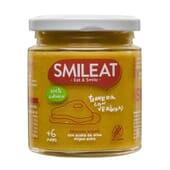 PETIT POT BIOLOGIQUE VEAU AUX LÉGUMES +6M 230 g de Smileat