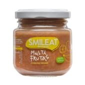 PETIT POT BIOLOGIQUE MULTIFRUITS +4M 130 g de Smileat
