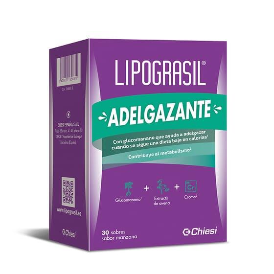 LIPOGRASIL MINCEUR 30 Sachets de 3,2 g - LIPOGRASIL