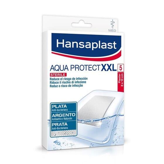 AQUA PROTECT XXL STERILE RESISTENTE À ÁGUA 5 Unids da Hansaplast