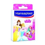 PANSEMENTS POUR ENFANTS PRINCESS 20 U Hansaplast