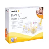 Tiralatte Elettrico Swing Premium 1 Confezione di Medela