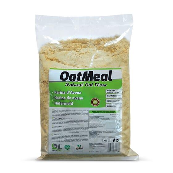 OATMEAL NATURAL OAT FLOUR 1kg da Daily Life.