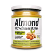 ALMOND 100% FITNESS BUTTER 250 g Daily Life