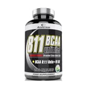811 BCAA UNLIMITED 200 Tabs de Anderson research