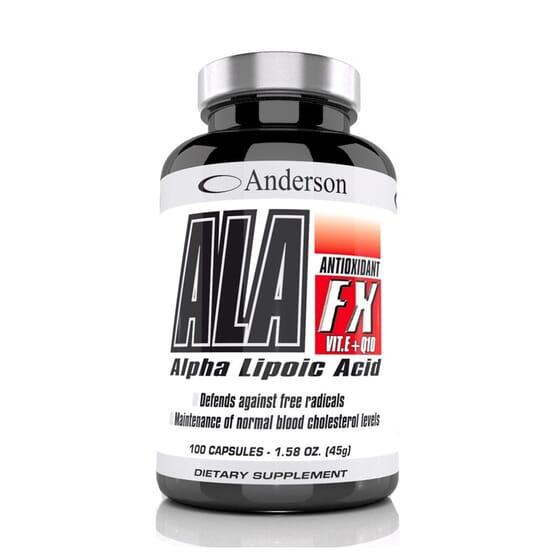 ALA-FX 100 Gélules Anderson research