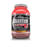 QUANTUM 8.0 WPC WHEY PROTEIN 2000g de Anderson research.