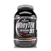WHEY TEK 91 2000g da Anderson research.