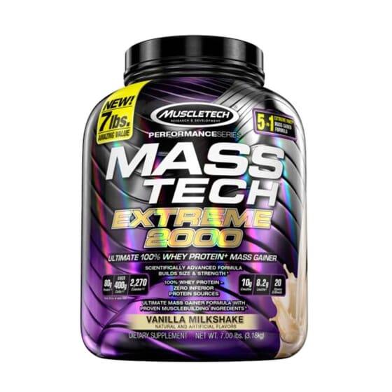 MASS TECH EXTREME 2000 3,18Kg de Muscletech.