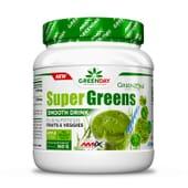 SUPER GREENS SMOOTH DRINK 360g de Amix Greenday