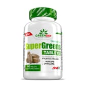 SUPER GREENS 90 Tabs de Amix Greenday