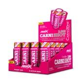 CARNISHOT 3000mg 20 Frascos de 60ml da Amix Nutrition