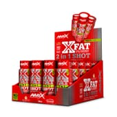 X-FAT 2 EN 1 SHOT 20 Fioles de 60 ml Amix Nutrition