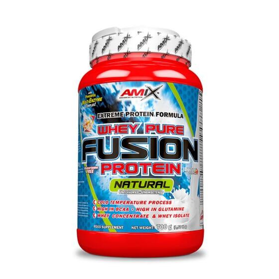 WHEY PURE FUSION NATURAL 700g de Amix Nutrition