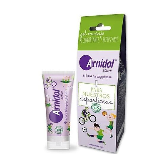ARNIDOL ACTIVE GEL DE MASSAGEM 100ml