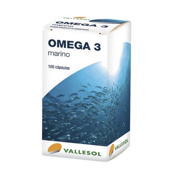 OMEGA 3 100 Tabs de Vallesol.