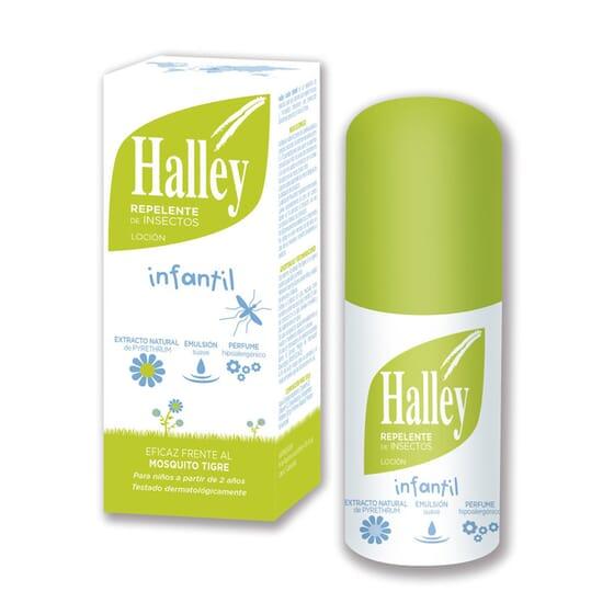 HALLEY REPELENTE INSETOS VAPORIZADOR INFANTIL 100ml
