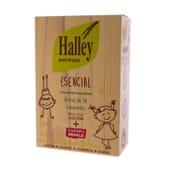 HALLEY ANTIPIOX SHAMPOOING ESSENTIEL 100 ml + LOTION 100 ml + PEIGNE ANTI-LENTES + CHARLOTTE 1 P