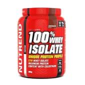 100 % Whey Isolate fournit 26 g de protéines par dose.