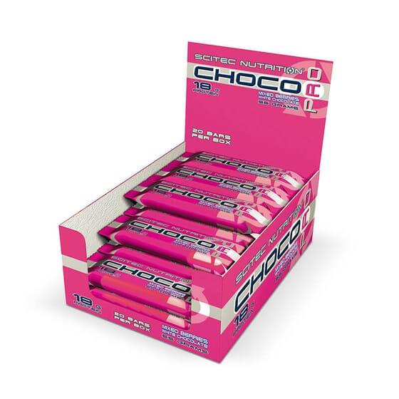 Choco pro sont des barres protéinées avec un goût chocolat délicieux.