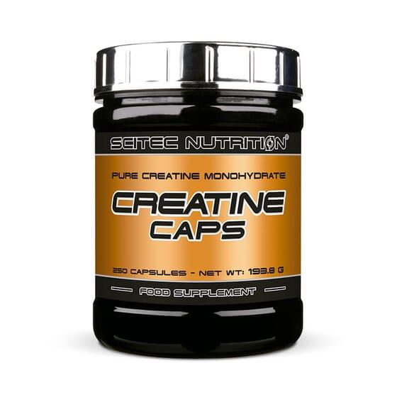 La créatine contribue à augmenter la force et la masse musculaire.