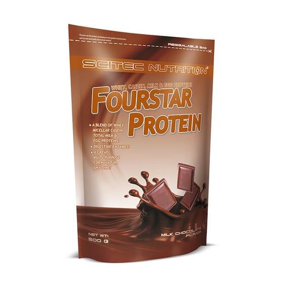 Four Star Protein pour le développement musculaire.