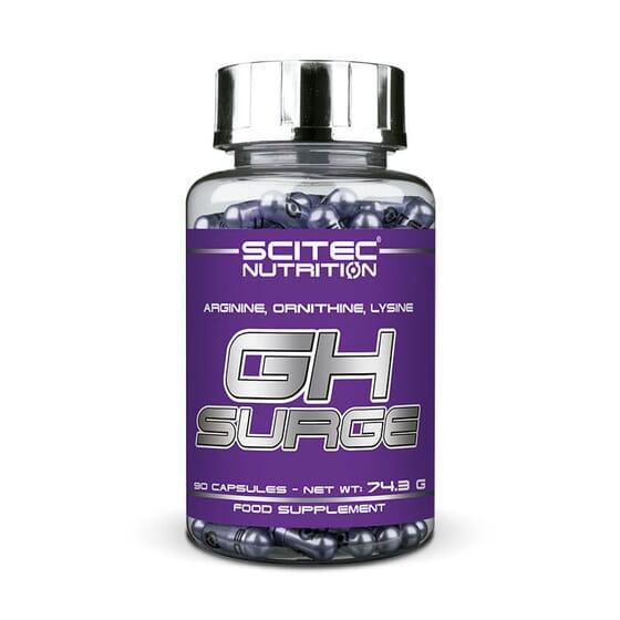 GH Surge augmente la production de l'hormone de croissance (GH).
