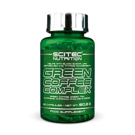 Green Coffee Complex aide à éviter la formation de nouvelles graisses.
