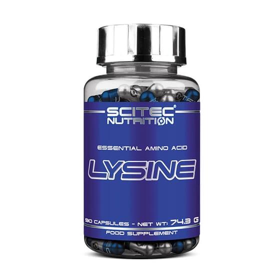 Lisina contribuye al desarrollo muscular.