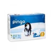 FRALDAS BIO T2 3-6 KG  42 Unds 2 Unds da Pingo