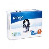 FRALDAS BIO T3 4-9 KG 44 Unds 2 Unds da Pingo