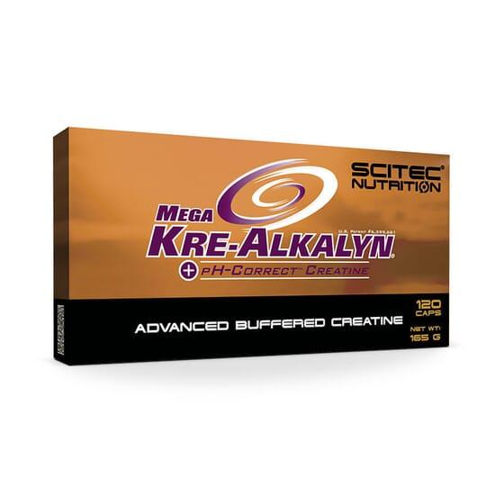Mega Kre-Alkalyn contribue à améliorer les performances physiques.