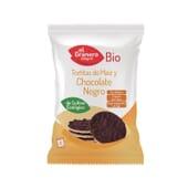 Tortitas De Milho Com Chocolate Preto Bio 33g da El Granero Integral