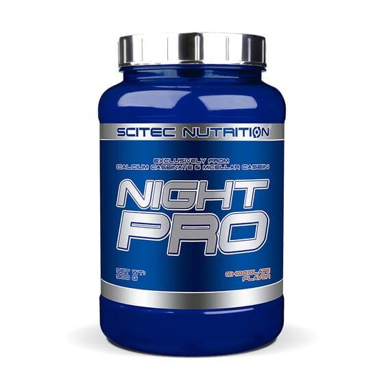 Night Protein aide à prévenir le catabolisme de la nuit.