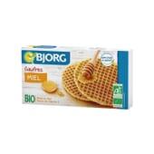 Waffles Com Mel Bio 175g da Bjorg