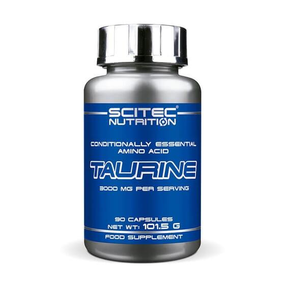 Taurine aide à augmenter l'énergie, la force et la croissance musculaire.