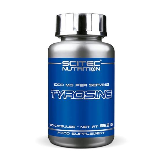 La Tyrosine apporte de l'énergie pour améliorer la concentration et les performances physiques.