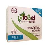 Detergente de Loiça Em Pastilha 30 Unds da Biobel