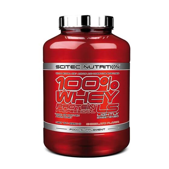 100% Whey Protein Professional LS favorise la récupération après les entraînements.