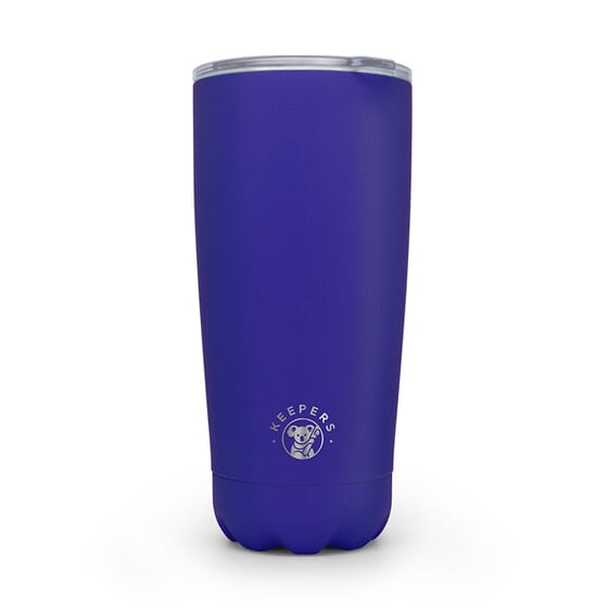 KEEPERS COFFEE CUP ROYAL BLUE (FLASH EDITION) 500ml.