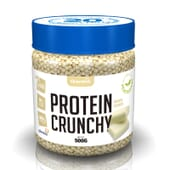 PROTEIN CRUNCHY WHITE CHOCOLATE 500g de Quamtrax.