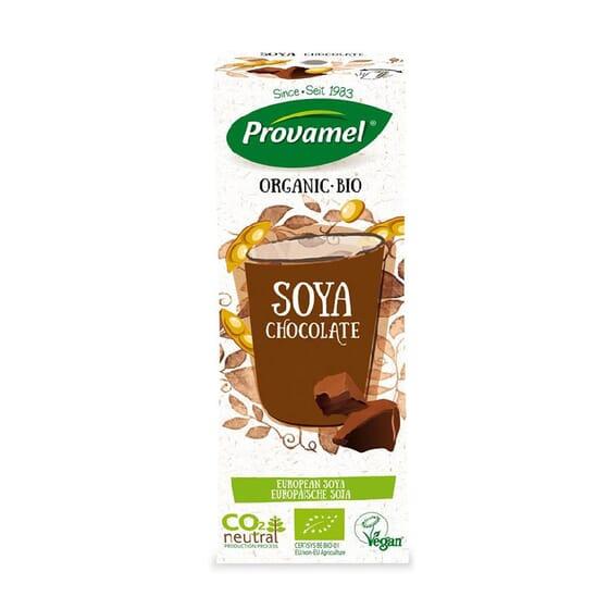 PROVAMEL BEBIDA DE SOJA E CHOCOLATE BIO 250ml da Santiveri