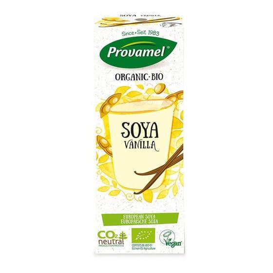 Provamel Boisson de Soja à la Vanille Bio 250 ml de Santiveri