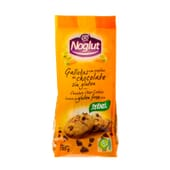 GALLETAS CON PEPITAS CHOCOLATE NOGLUT 150g de Santiveri