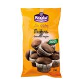 MUFFINS DE CHOCOLATE PRETO NOGLUT 210g da Santiveri
