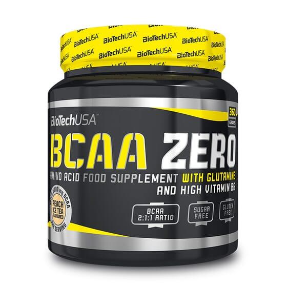 BCAA ZERO 360 g - BIOTECH USA