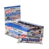40% LOW CARB HIGH PROTEIN BAR 20 Barres de 100 g - WEIDER