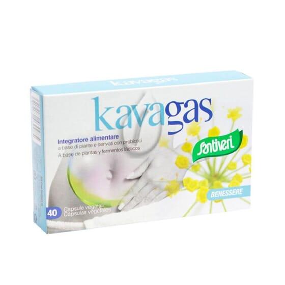 KAVAGAS 40 VCaps da Santiveri.