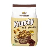 MUESLI KRUNCHY & FRIENDS CHOCOLATE 500g de Barnhouse.